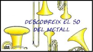 Descobreix el so del metall