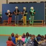 Quartet de Clarinets. Escola Montserrat